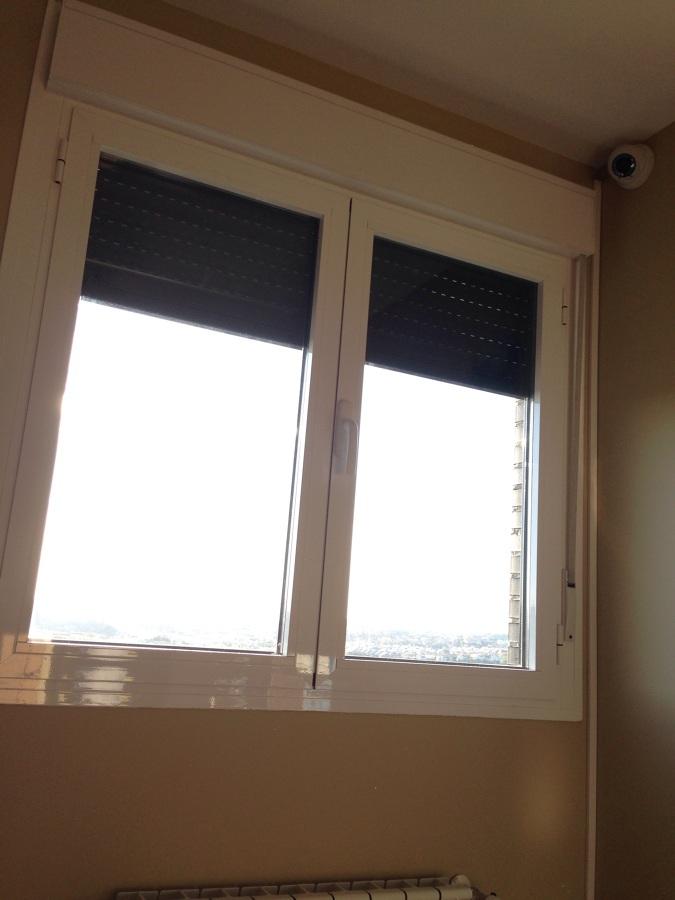 Colocar mosquiteras enrollables para 4 ventanas - Precio mosquiteras enrollables ...