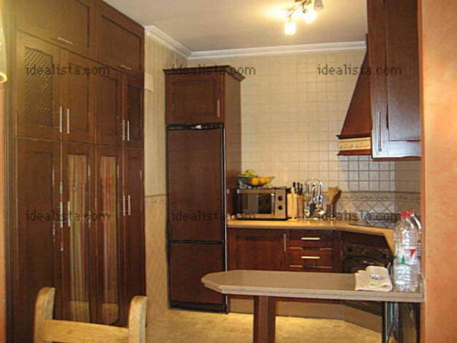Lacado muebles de cocina en blanco roto - Olivar de Quintos, Montequinto (Sev...