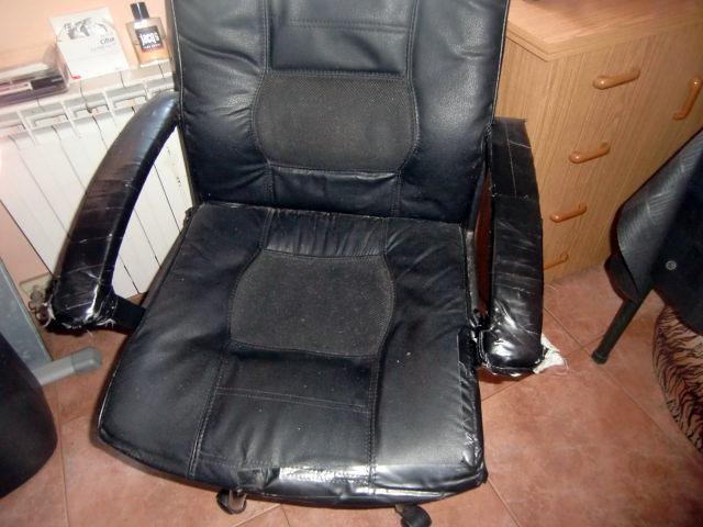 Tapizar sillas de oficina corro d 39 amunt barcelona - Presupuesto tapizar sillas ...