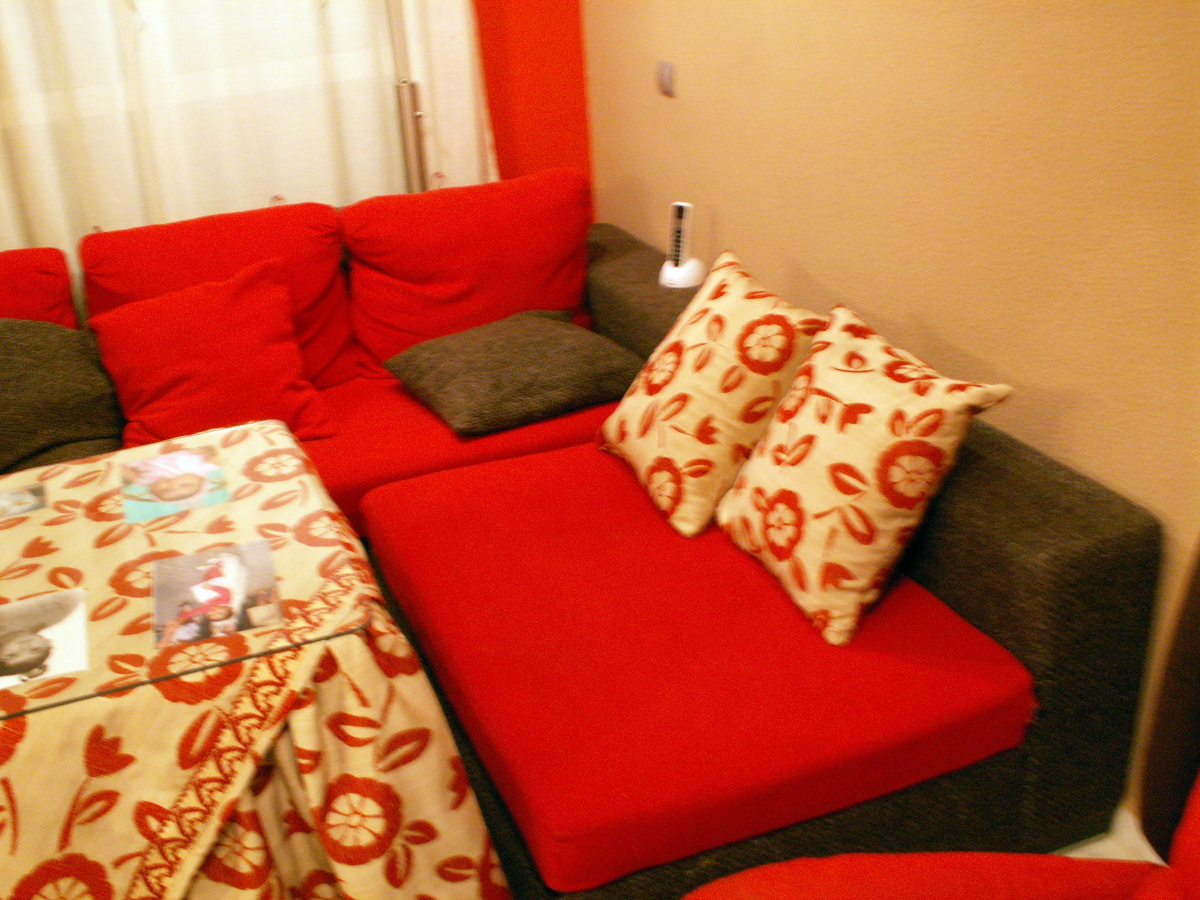 Tapizar cojines de un sofa bormujos sevilla habitissimo - Tapizar cojines sofa ...