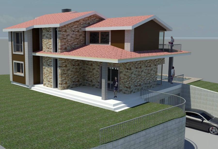 Casa en constructor presupuesto para construir una casa de 100m2 - Cuanto cuesta construir un chalet ...