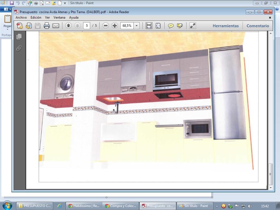 Comprar y colocar encimera de silestone para cocina for Colocar encimera