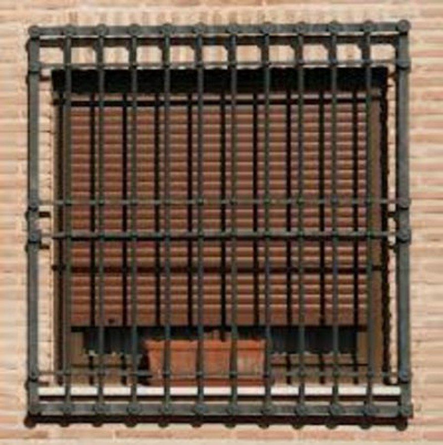 Colocar rejas castellanas yuncos toledo habitissimo - Rejas de forja antiguas ...