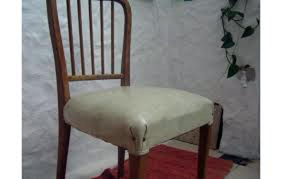 Arreglo de tapicer a sillas comedor principalmente tambi n sof cama sencillo tipo libro - Tapiceria de sillas de comedor ...