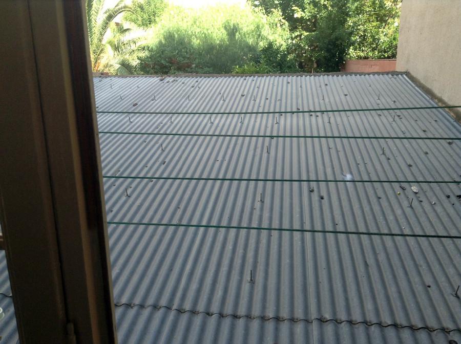 Sustituir parcialmente techo de uralita por plancha de - Planchas de policarbonato precios ...