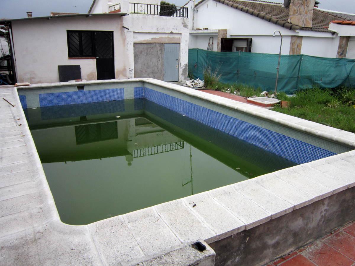 instalar depuradora en piscina cedillo del condado