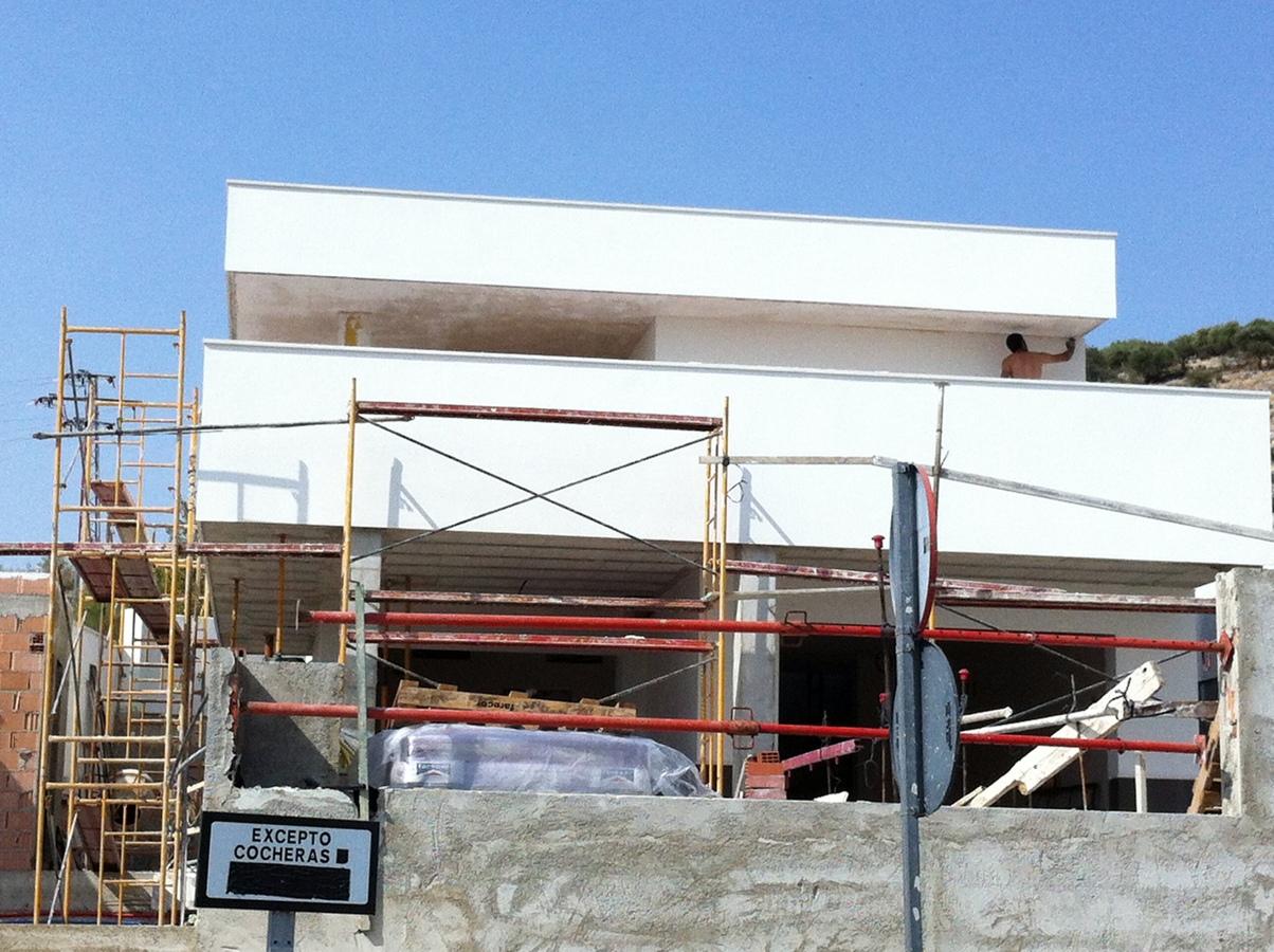Pintar fachada e interior de vivienda cabra c rdoba - Presupuesto pintar casa ...