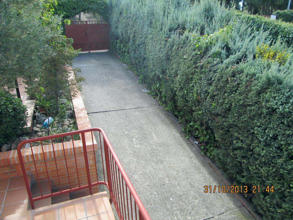 Solar suelo con plaquetas de 40x40 cm con cemento porcelanico sobre cemento coslada madrid - Plaquetas suelo exterior ...