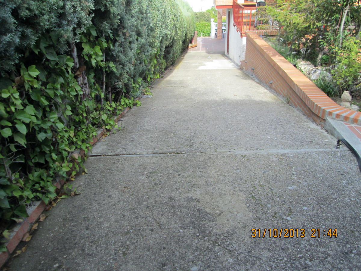 Solar suelo con plaquetas de 40x40 cm con cemento - Plaquetas suelo exterior ...