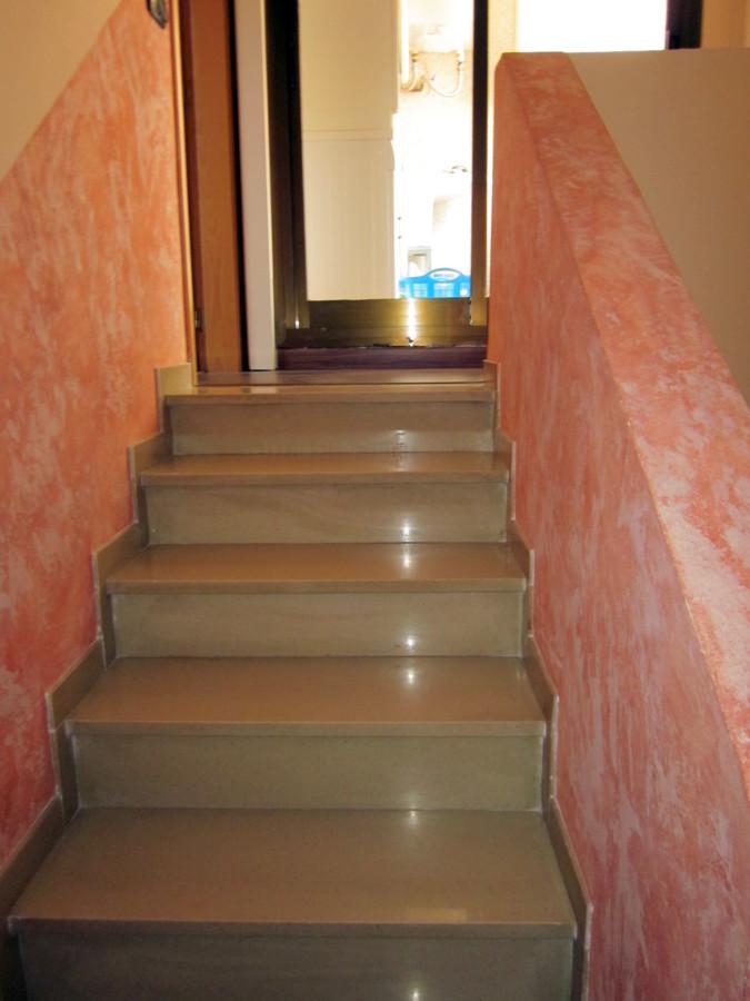 Pasamanos madera escalera torredembarra tarragona - Precio escalera madera ...