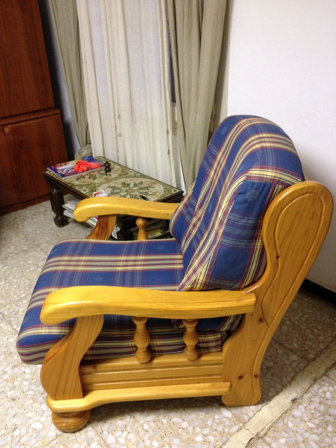 Tapizar sillones pe aflor de gallego zaragoza - Materiales para tapizar ...