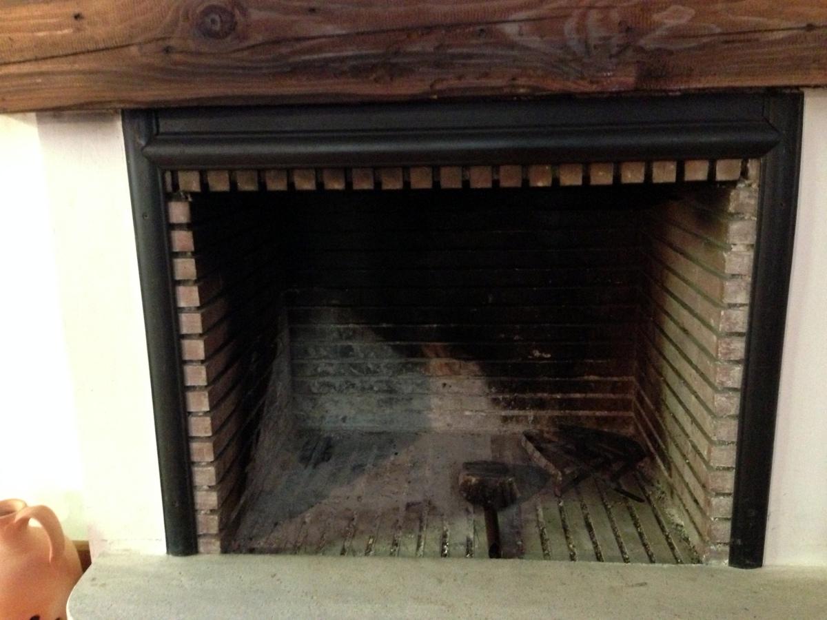 Instalar cassette en la chimenea la granja de san for Cassettes para chimeneas