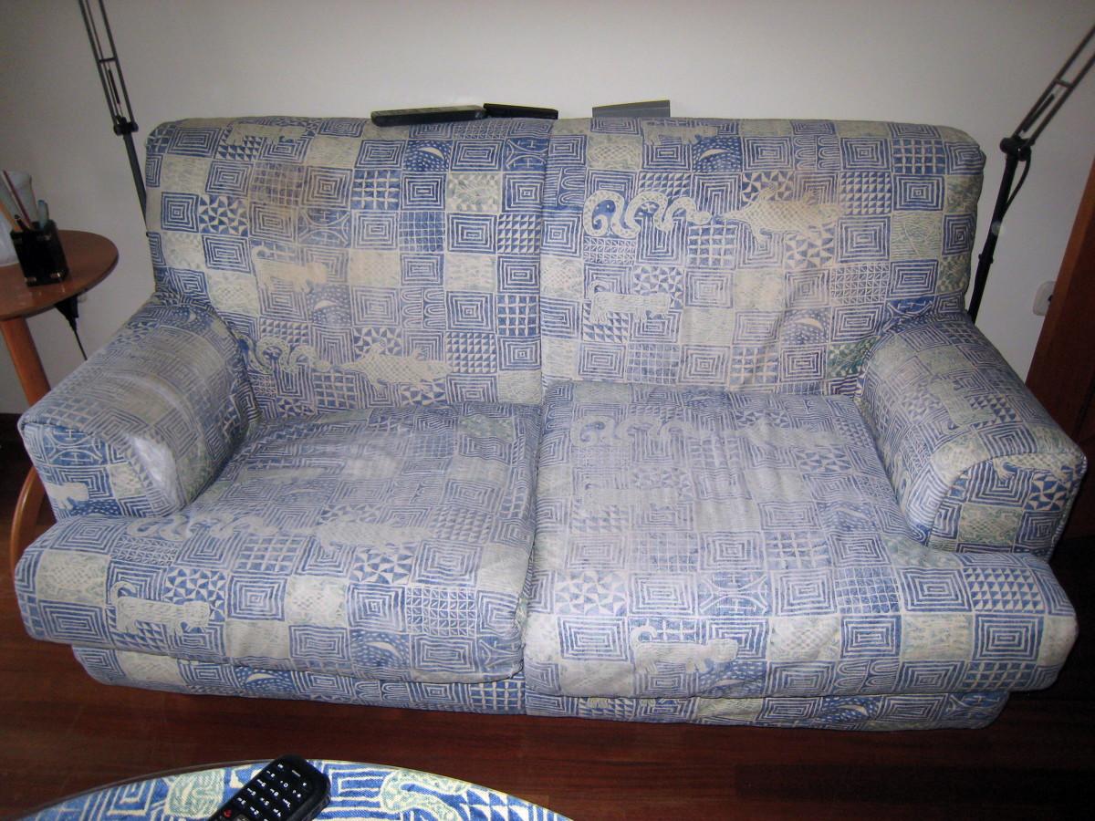 Tapizado de sofa de dos plazas granada granada habitissimo - Tapiceros en granada ...