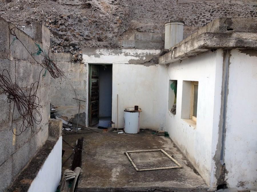 Reforma casa antigua y construccion garaje y primera for Restauracion de casas viejas