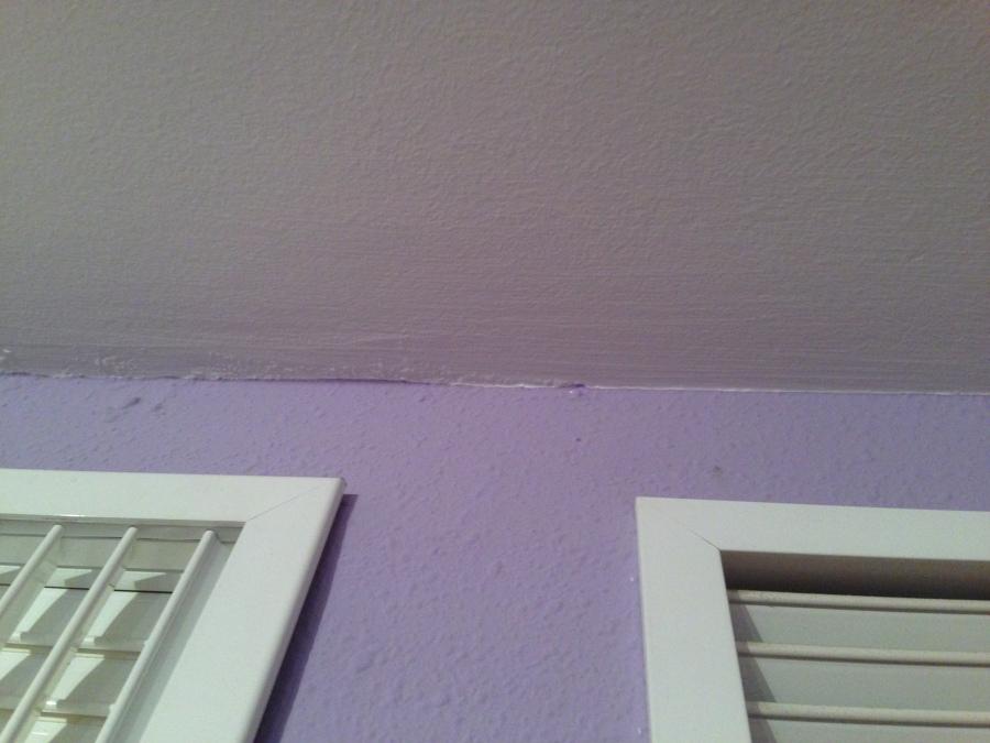 Quitar gotel alisado techos y paredes y pintura posible for Quitar gotele precio