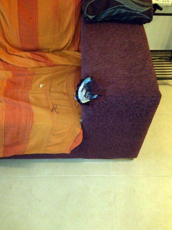 Necesito tapicero para arreglar roto en apoyabrazos reus tarragona habitissimo - Tapiceros tarragona ...