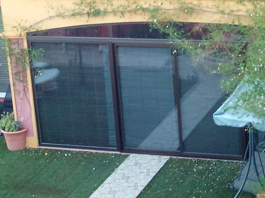 Cerrar mi terraza con cierre de aluminio con puertas - Cerrar terraza aluminio ...