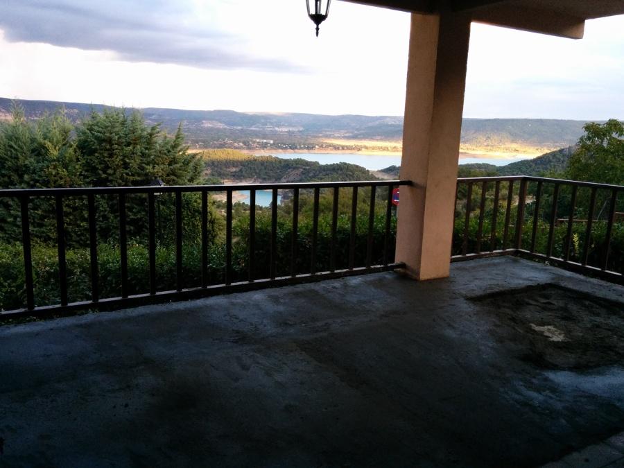 Acristalamiento de terraza con cristales fijos sin perfil - Acristalamiento de terrazas precios ...