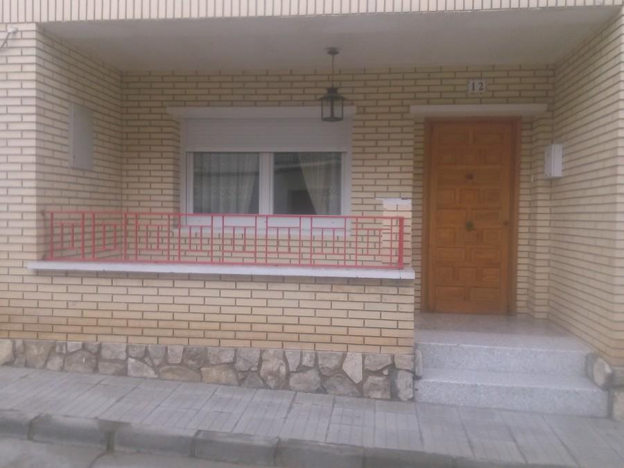 Cerrar porche entrada casa la almolda la almolda - Porche entrada vivienda ...