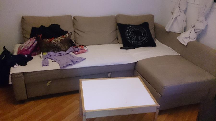 Tapizar un sof cama de ikea las palmas de gran canaria - Precio de tapizar un sofa ...