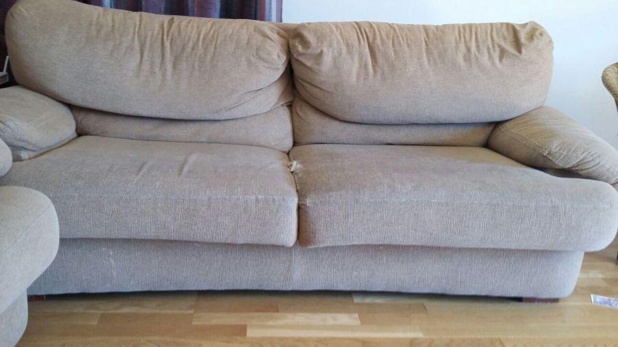 Tapizar sof s tres cantos castillo de vi uelas madrid - Presupuesto tapizar sofa ...