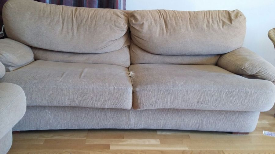Tapizar sof s tres cantos castillo de vi uelas madrid - Precio tapizar sofa ...