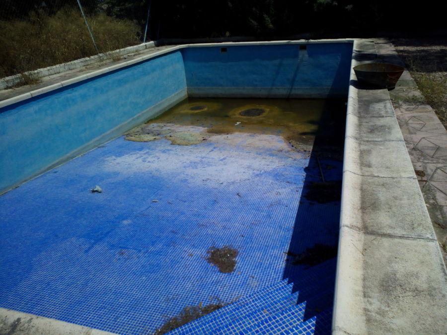 impermeabilizar piscina mediante liner cehegin murcia