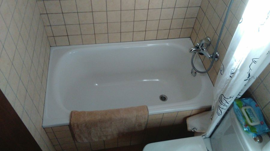 Poner plato de ducha donde ahora hay ba era gotarta - Colocar plato ducha ...