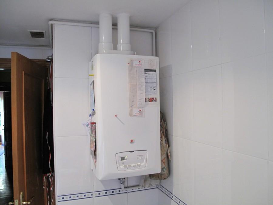 Sacar la caldera de gas de la cocina a la terraza - Precios de cocinas de gas ...