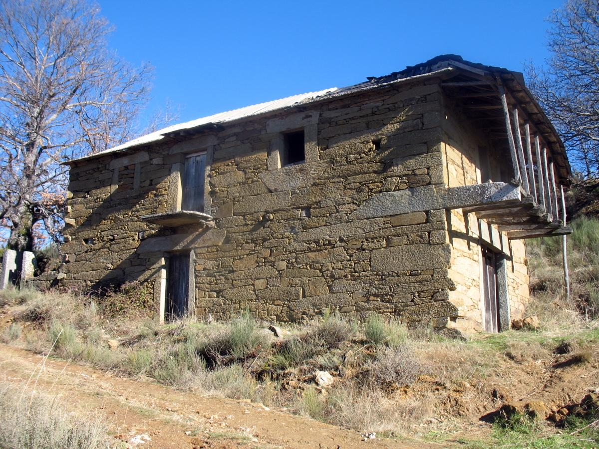 Rehabilitar casa y ampliarla el puente de sanabria for Rehabilitar casa