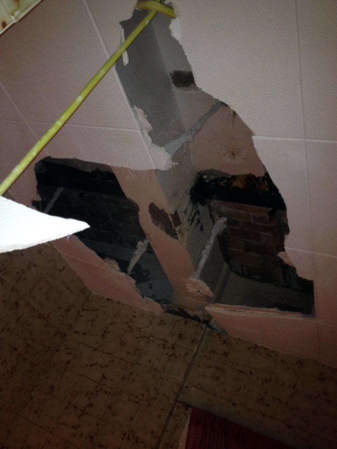 Poner techos placas pladur o similar los belones murcia - Medidas placas pladur ...