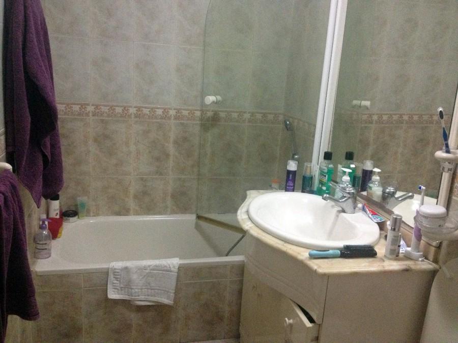 Cambiar ba era por plato de ducha con mampara m laga - Cambiar banera por ducha precio ...