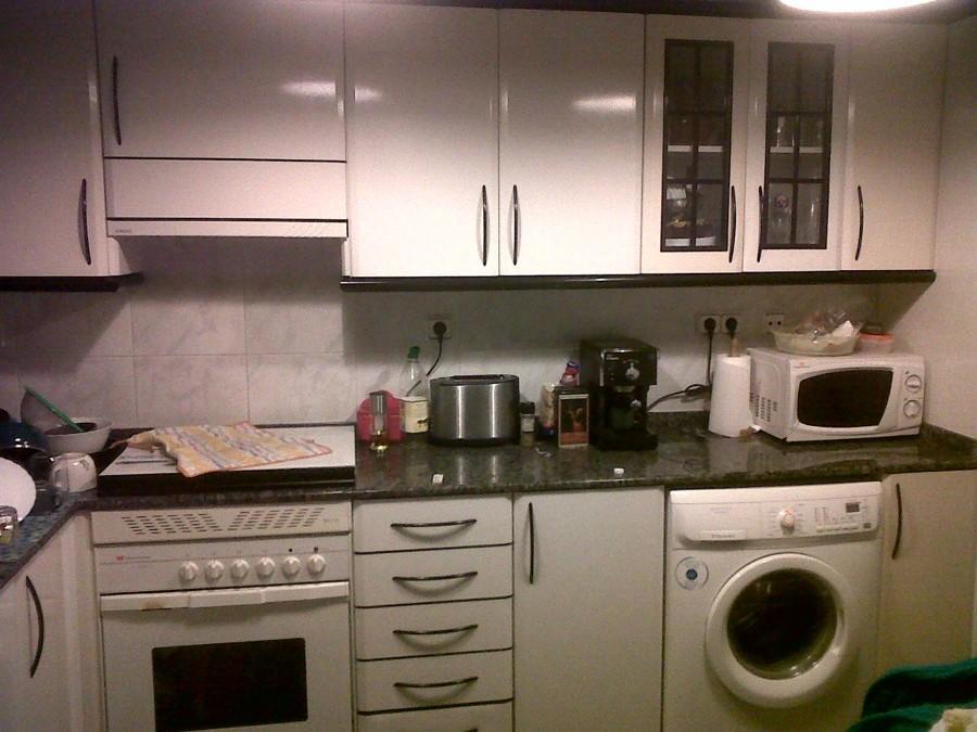 Reformar cocina l 39 hospitalet de llobregat barcelona - Reformar cocina barcelona ...