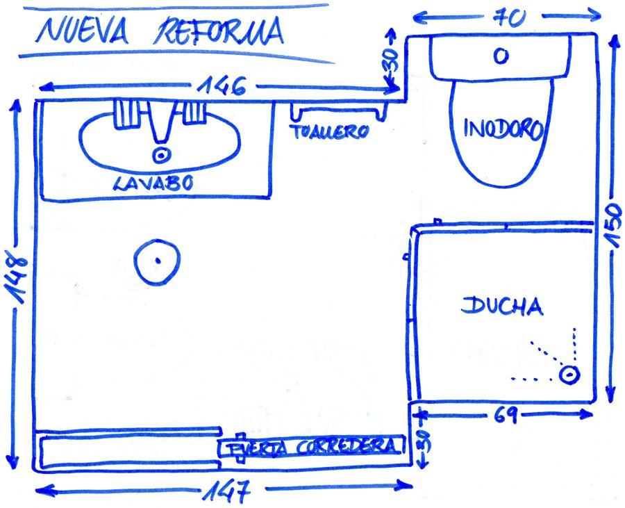 Reforma Integral Baño Presupuesto:Reforma integral baño – Alcorcón, Alcorcón (Madrid)