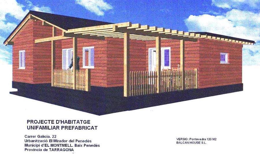 Ubicar casa prefabricada construir cimiento plataforma - Casas prefabricadas tarragona ...