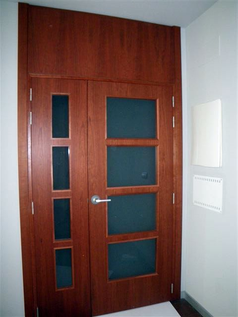 Instalar puerta corredera madera bilbao vizcaya - Instalar puerta corredera ...