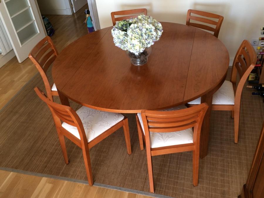 Reformar mesa y sillas comedor madrid madrid habitissimo - Sillas comedor madrid ...