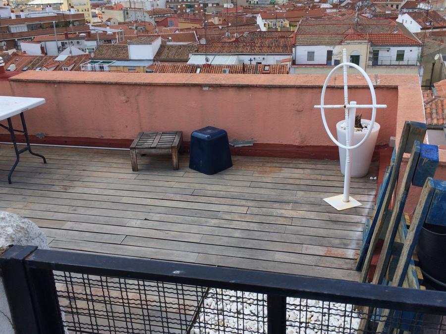 Lijar suelo tarima y barnizar madera terraza exterior 40m2 - Suelo terraza exterior ...