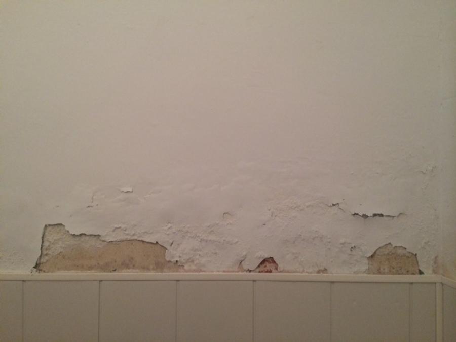 Yeso pintura enseyesar habitacion con barrera antihumedad yeso hidrofugo y pintar quitar - Precio por pintar una habitacion ...