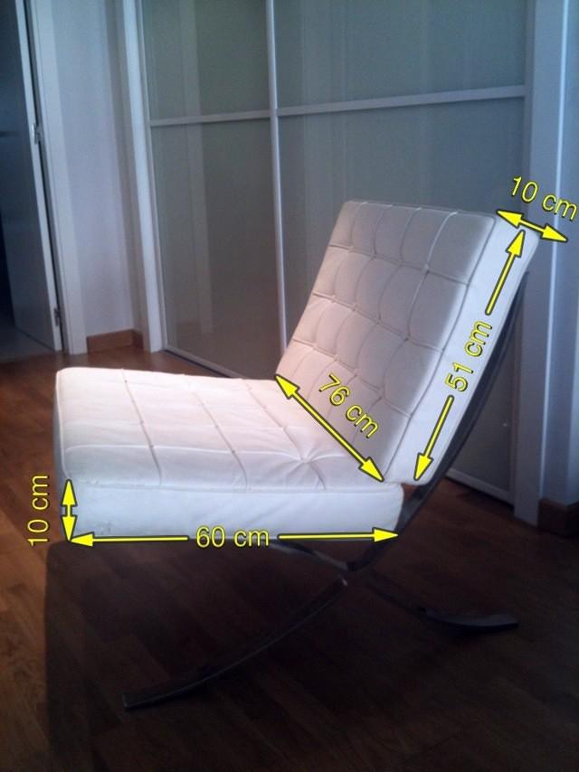 Tapizar silla barcelona valencia valencia habitissimo for Tapizar sillas precio