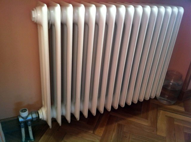 Cambiar 3 radiadores de hierro por radiadores de aluminio - Radiadores para gas natural ...