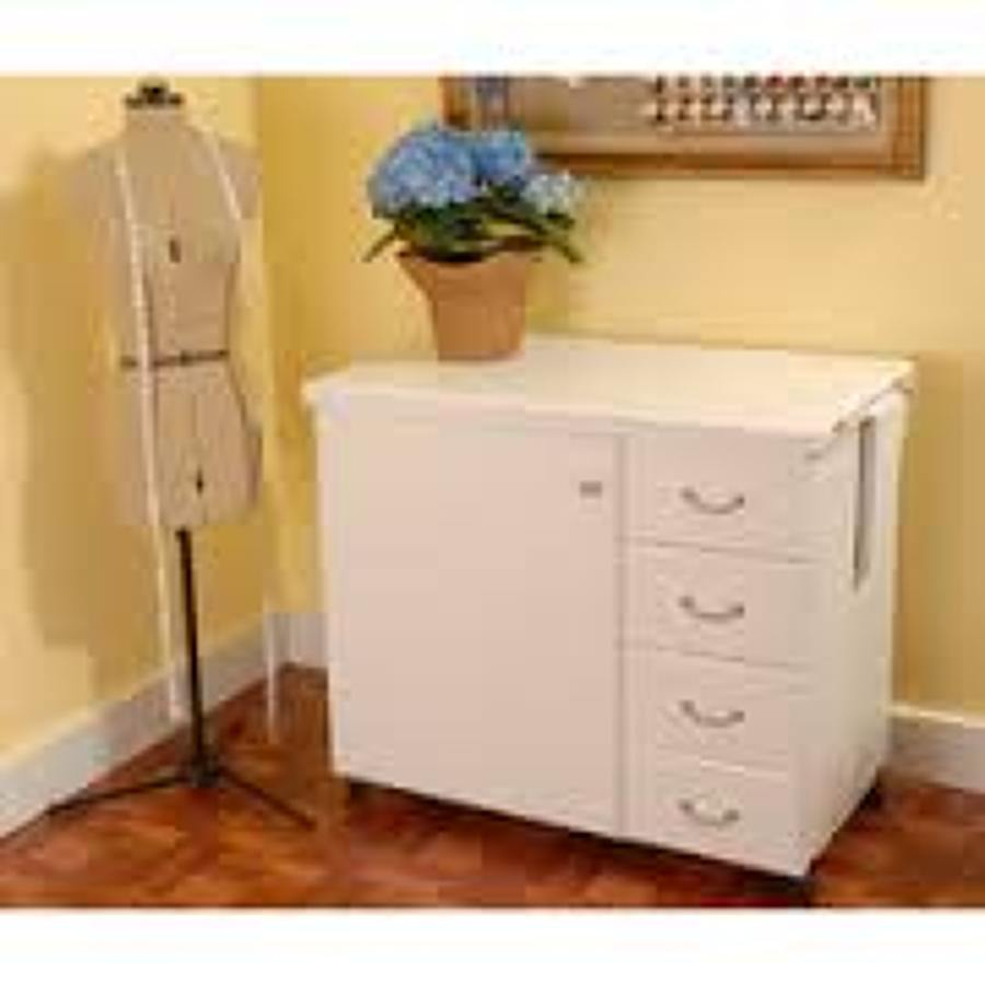 Mueble para maquina de coser pinto madrid habitissimo - Mesa para maquina de coser ikea ...