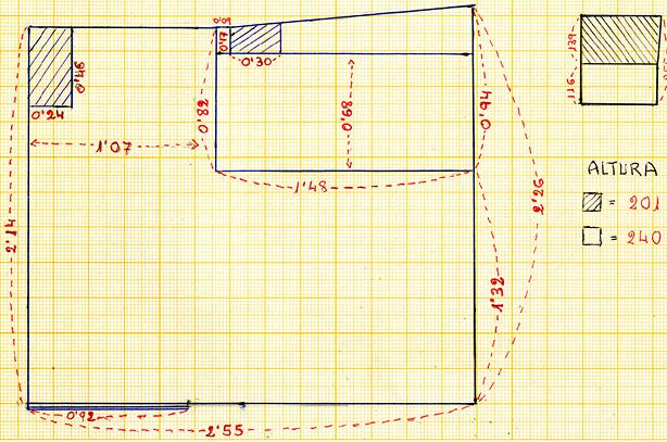 Azulejos Baño Medidas: de Reformar baño de 2,5 m por 2,2 m (suelo, azulejos y bañera