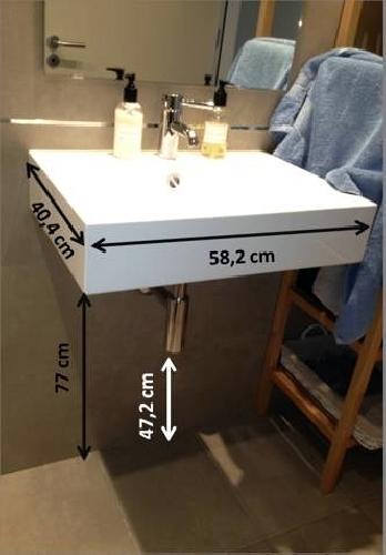 Realizar 2 muebles de lavabo debajo de la pica sant for Muebles para debajo del lavabo