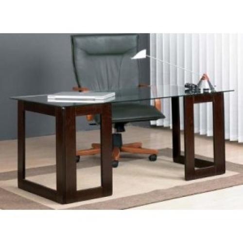 Suministrar cristal templado para mesa de dos caballetes - Mesa con caballetes ...