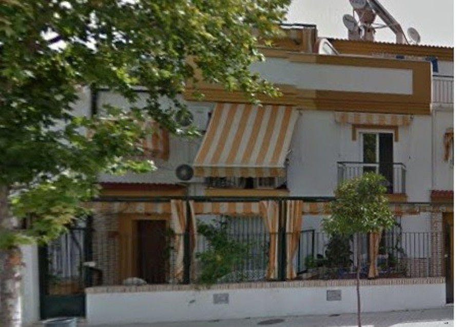 Pintar fachada casa unifamiliar ecija sevilla for Como pintar mi casa por dentro