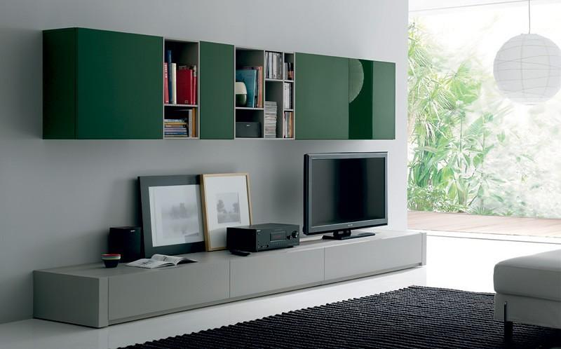 Realizaci n de peque o mueble auxiliar de melamina blanca - Muebles de salon malaga ...