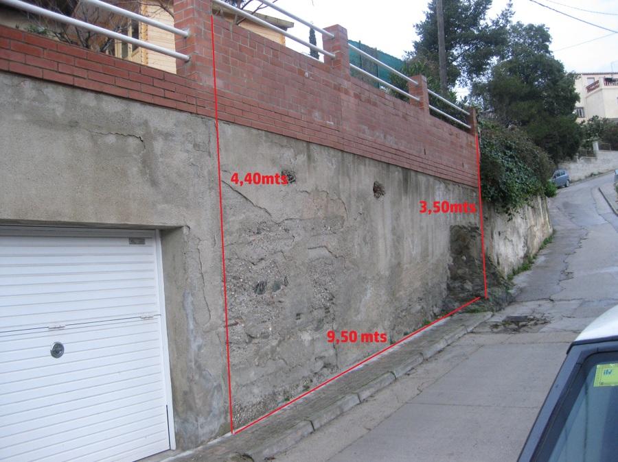 Reconstruir un muro de contenci n 10mts x 4mts de altura for Muro de contencion precio