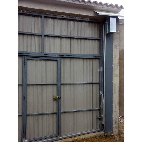 Suministrar puerta garaje sin instalaci n la vall d for Garaje castellon