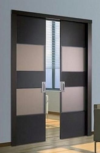 Puertas principales madera 2573 quotes - Puerta corredera doble hoja ...